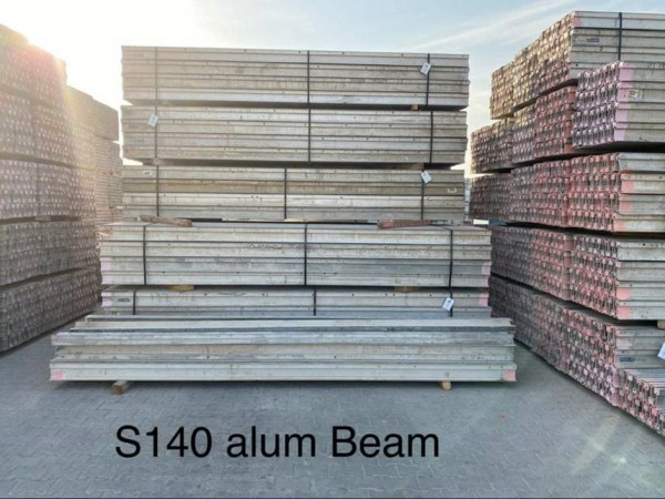 S140 Aluminium Beam